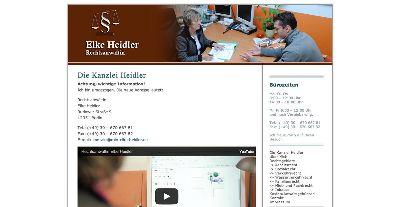 Rechtsanwältin-Elke-Heidler