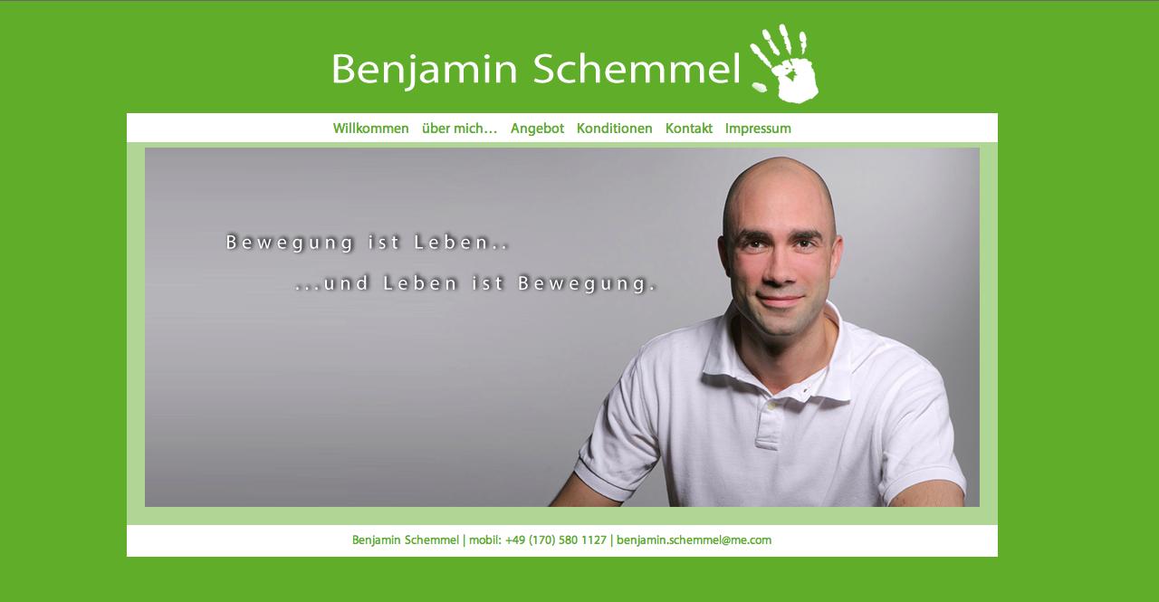 Benjamin-Schemmel